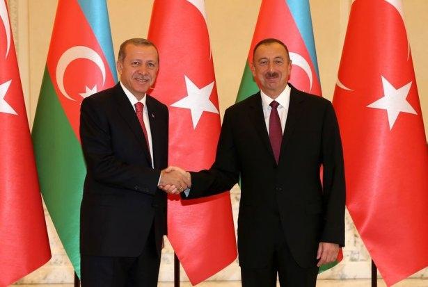 Erdoğan'ın ziyareti Azerbaycan basınında 21