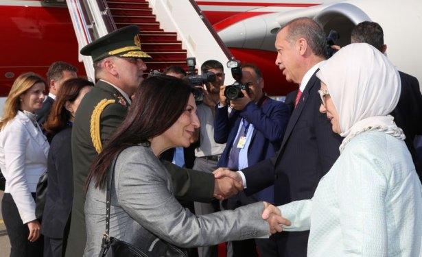 Erdoğan'ın ziyareti Azerbaycan basınında 22