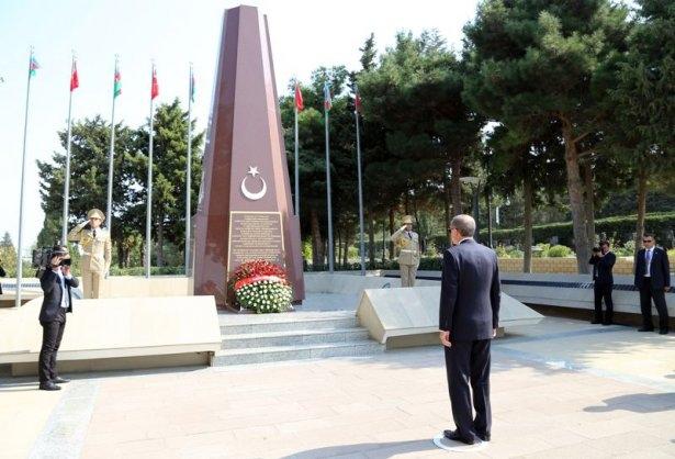 Erdoğan'ın ziyareti Azerbaycan basınında 25