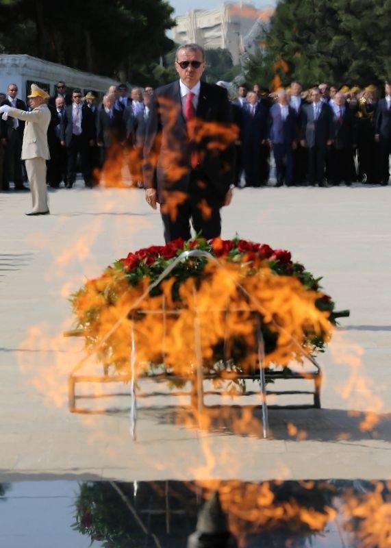 Erdoğan'ın ziyareti Azerbaycan basınında 26