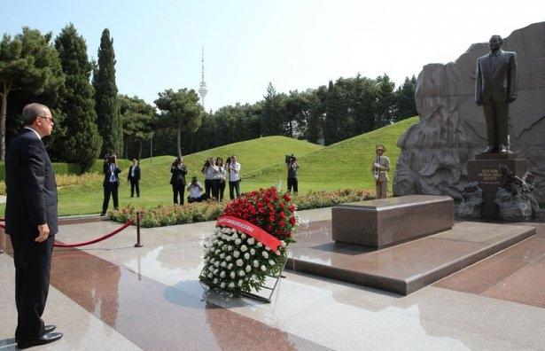 Erdoğan'ın ziyareti Azerbaycan basınında 27