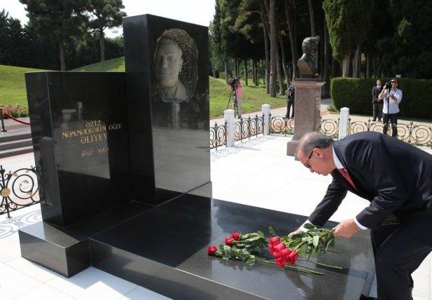 Erdoğan'ın ziyareti Azerbaycan basınında 28