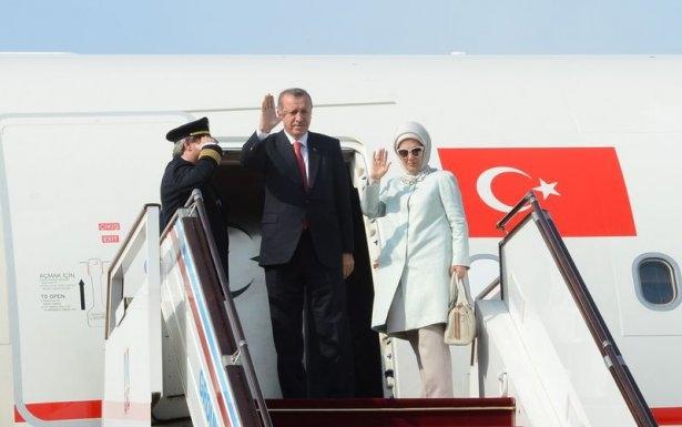 Erdoğan'ın ziyareti Azerbaycan basınında 29