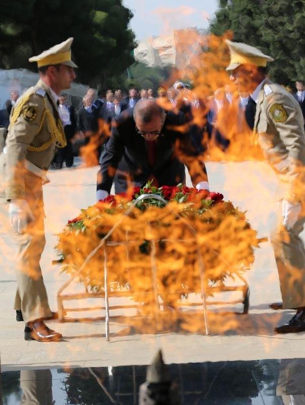 Erdoğan'ın ziyareti Azerbaycan basınında 31