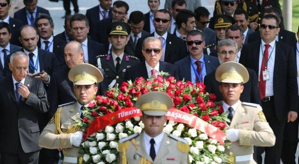 Erdoğan'ın ziyareti Azerbaycan basınında 32