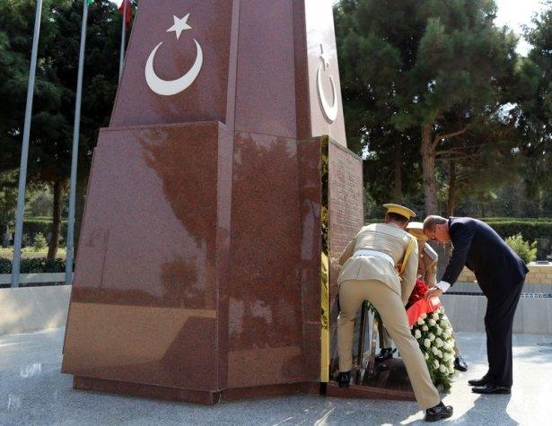Erdoğan'ın ziyareti Azerbaycan basınında 33