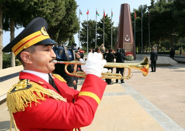 Erdoğan'ın ziyareti Azerbaycan basınında 37