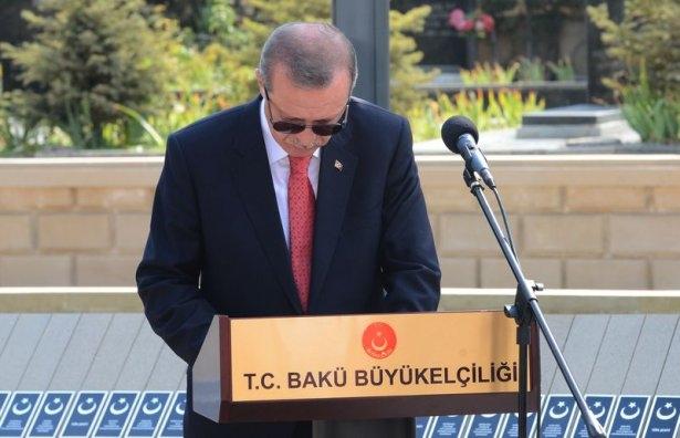 Erdoğan'ın ziyareti Azerbaycan basınında 38