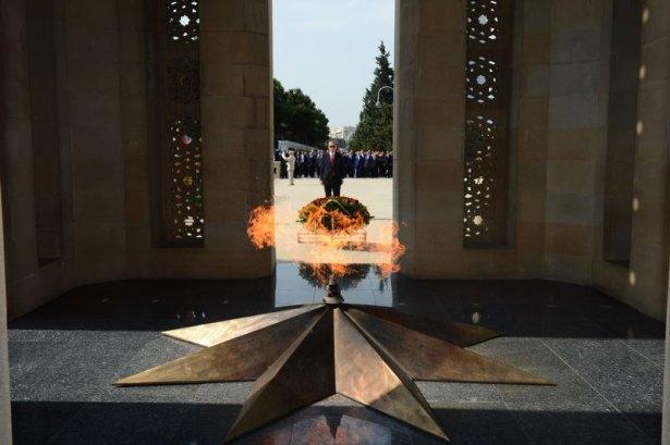 Erdoğan'ın ziyareti Azerbaycan basınında 40