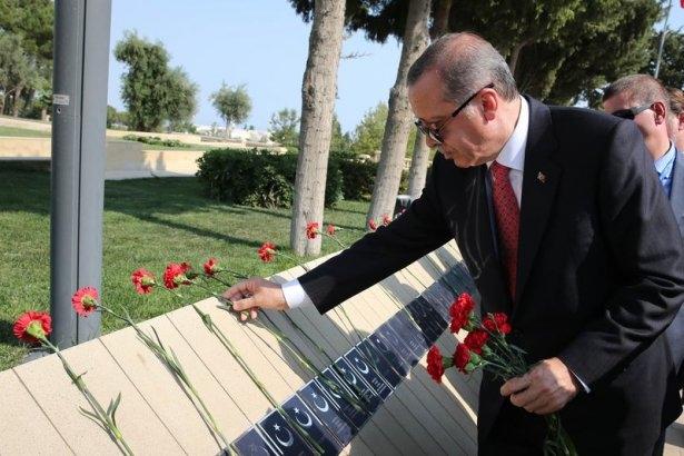 Erdoğan'ın ziyareti Azerbaycan basınında 41