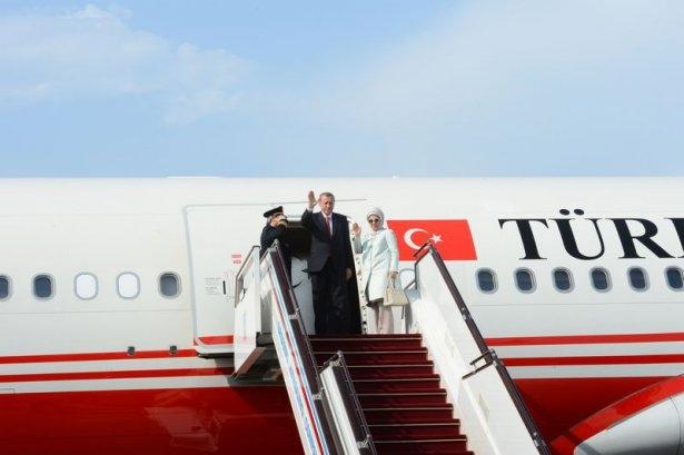 Erdoğan'ın ziyareti Azerbaycan basınında 44