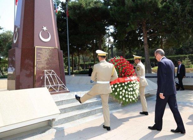 Erdoğan'ın ziyareti Azerbaycan basınında 46