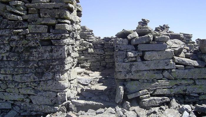 Konya'nın kutsal dağı keşfedilmeyi bekliyor 11