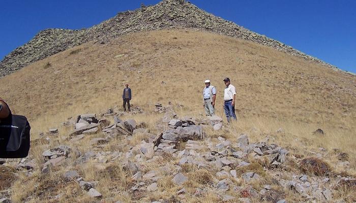 Konya'nın kutsal dağı keşfedilmeyi bekliyor 13