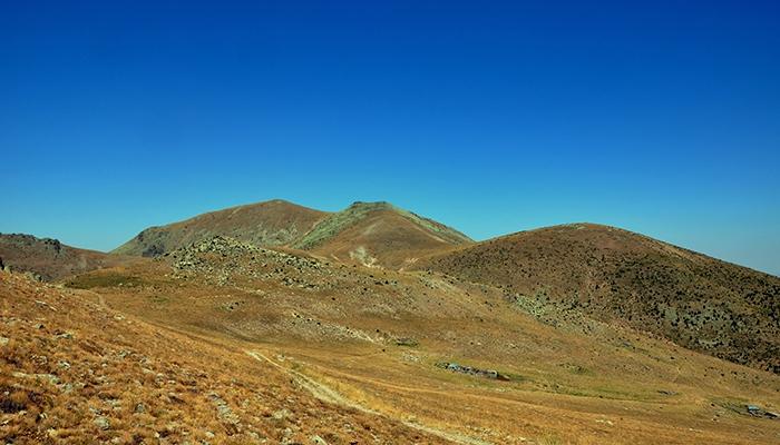 Konya'nın kutsal dağı keşfedilmeyi bekliyor 15