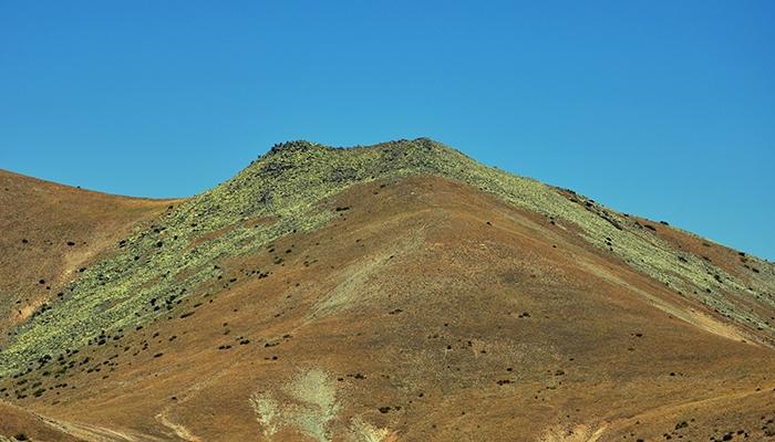 Konya'nın kutsal dağı keşfedilmeyi bekliyor 16