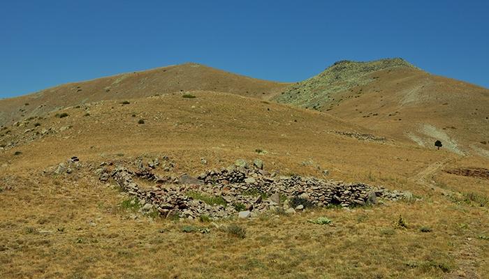 Konya'nın kutsal dağı keşfedilmeyi bekliyor 17