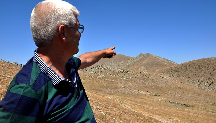 Konya'nın kutsal dağı keşfedilmeyi bekliyor 18