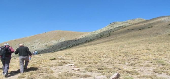 Konya'nın kutsal dağı keşfedilmeyi bekliyor 2