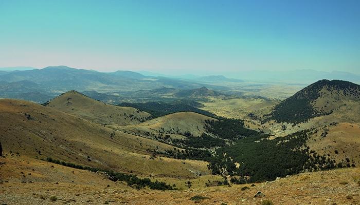 Konya'nın kutsal dağı keşfedilmeyi bekliyor 20