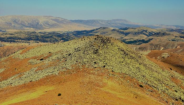 Konya'nın kutsal dağı keşfedilmeyi bekliyor 21