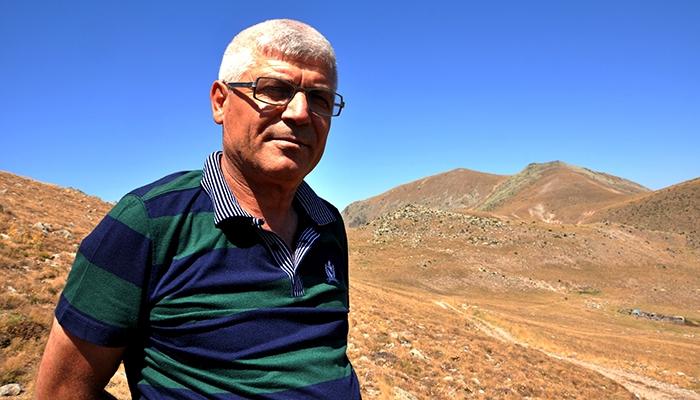 Konya'nın kutsal dağı keşfedilmeyi bekliyor 22