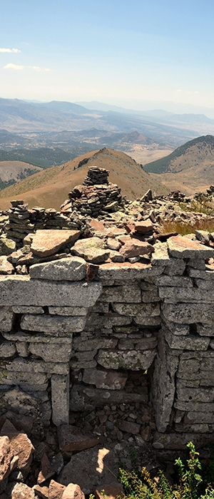 Konya'nın kutsal dağı keşfedilmeyi bekliyor 24