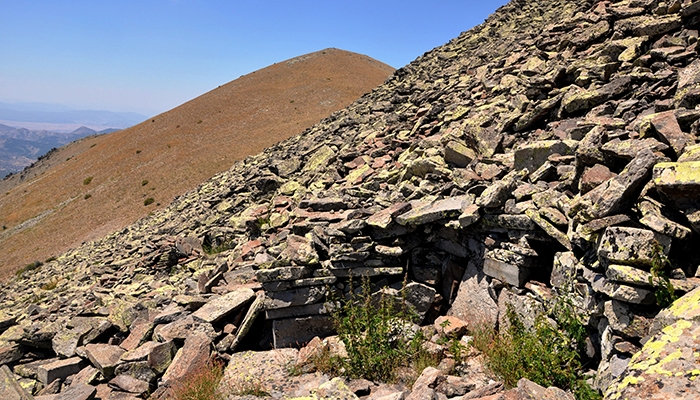 Konya'nın kutsal dağı keşfedilmeyi bekliyor 25