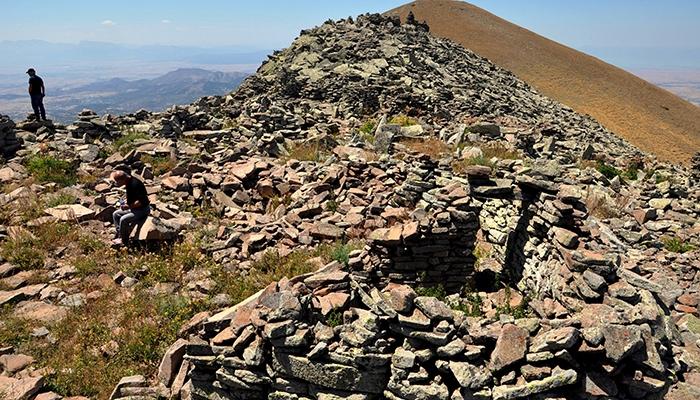 Konya'nın kutsal dağı keşfedilmeyi bekliyor 26