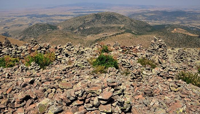 Konya'nın kutsal dağı keşfedilmeyi bekliyor 28