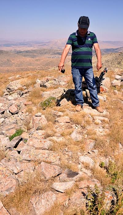 Konya'nın kutsal dağı keşfedilmeyi bekliyor 5