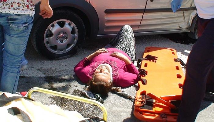 Konya Ereğli'de trafik kazası 3 yaralı 1
