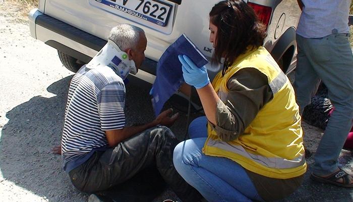 Konya Ereğli'de trafik kazası 3 yaralı 4