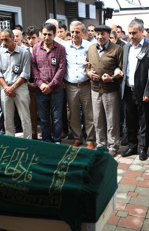 Asansör faciasında ölenler son yolculuklarına uğurlandı 44
