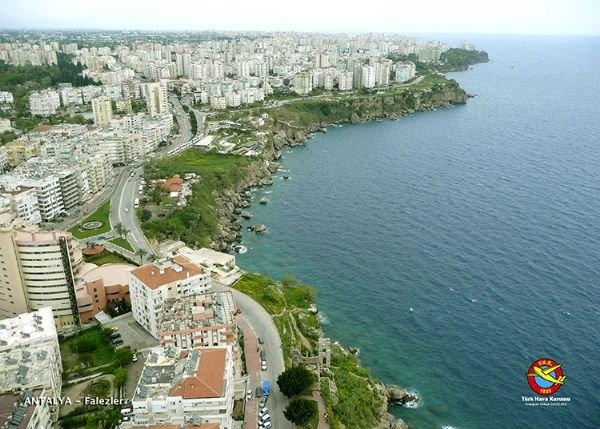 Güzel Türkiye'ye havadan bakın 102