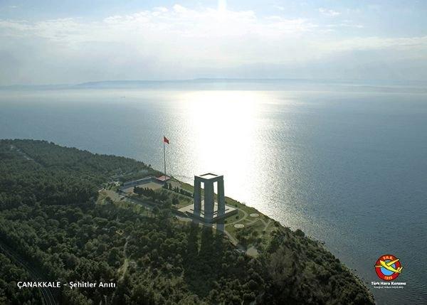 Güzel Türkiye'ye havadan bakın 112