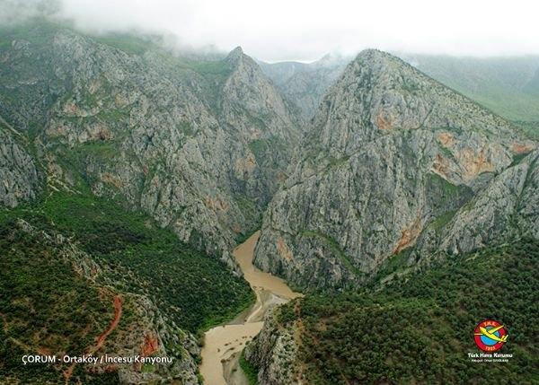 Güzel Türkiye'ye havadan bakın 118