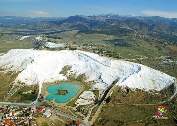 Güzel Türkiye'ye havadan bakın 120