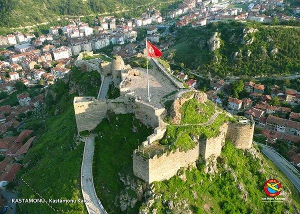 Güzel Türkiye'ye havadan bakın 123