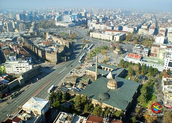 Güzel Türkiye'ye havadan bakın 128