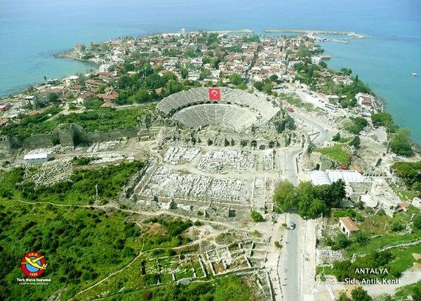 Güzel Türkiye'ye havadan bakın 137