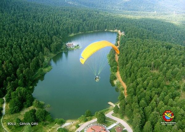 Güzel Türkiye'ye havadan bakın 146
