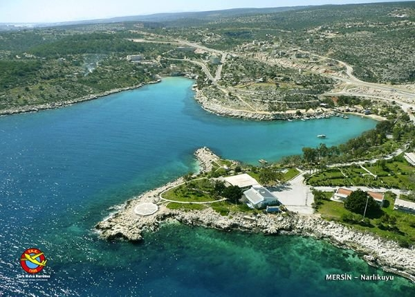 Güzel Türkiye'ye havadan bakın 17