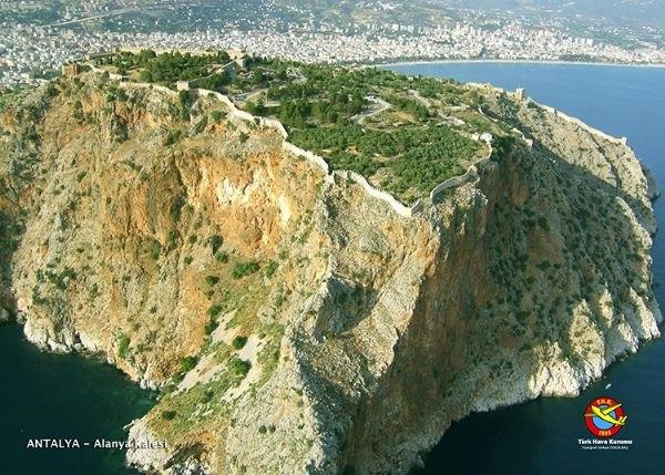 Güzel Türkiye'ye havadan bakın 170