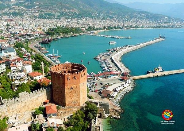 Güzel Türkiye'ye havadan bakın 171