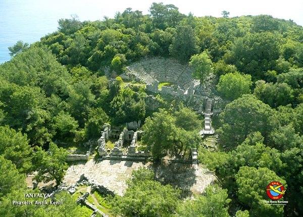 Güzel Türkiye'ye havadan bakın 180