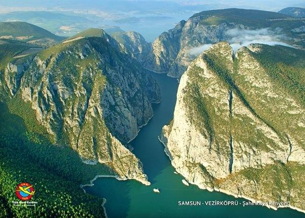 Güzel Türkiye'ye havadan bakın 46