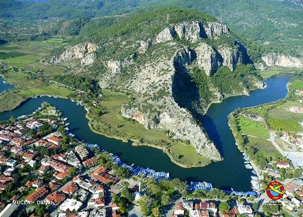 Güzel Türkiye'ye havadan bakın 73