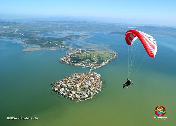 Güzel Türkiye'ye havadan bakın 90