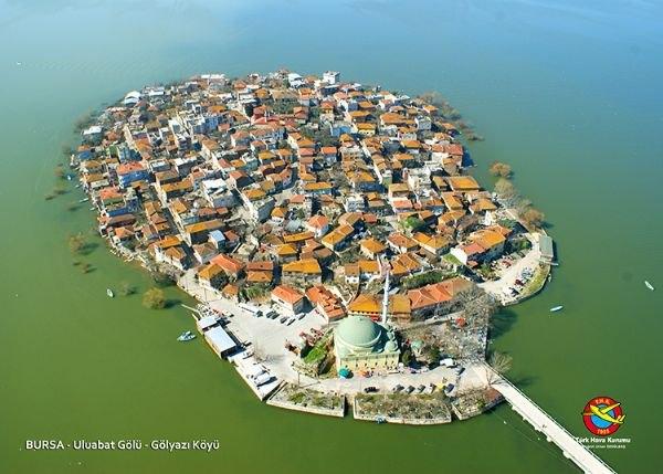 Güzel Türkiye'ye havadan bakın 91